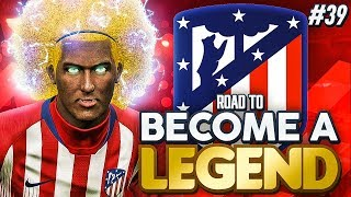 ROAD TO BECOME A LEGEND! PES 2019 #39