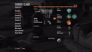 """""""MTAR"""" with Fast Mag + Quickdraw is AMAZING! (Black Ops 2 Multiplayer Gameplay)"""