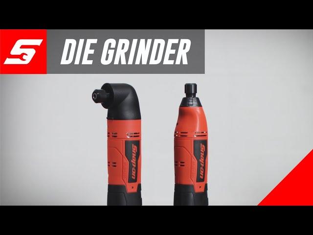 14.4 V MicroLithium Brushless Inline Die Grinder CGRS861