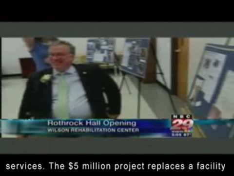 WWRC Rothrock Hall Medical Residential Facility Re...