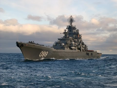 Kirov-class Heavy Nuclear-Powered Missile Cruiser [HD]