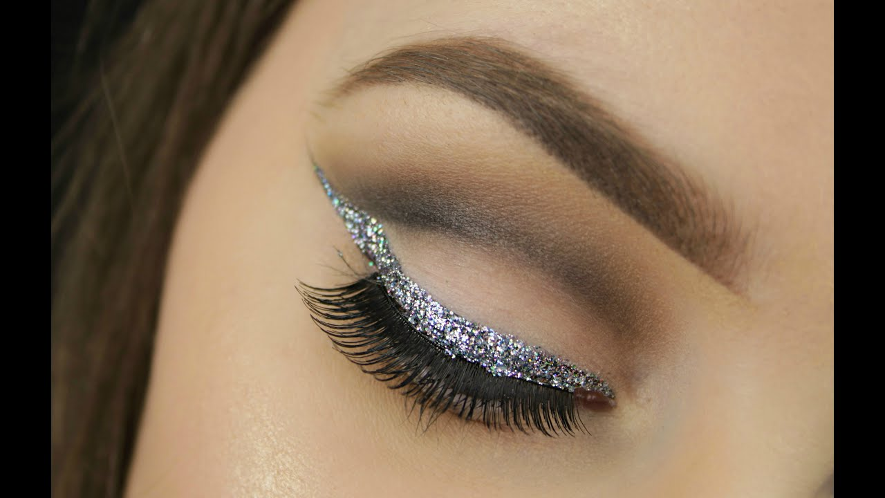 Eyeliner tutorial youtube.