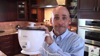 20200603 Review Little Rival Rice Cooker