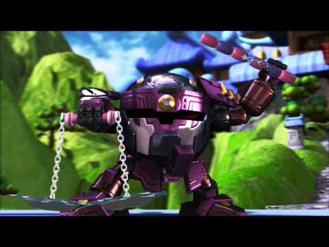 Bài Hát Phim Robo Trái Cây II