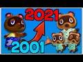 - Evolution of Animal Crossing 2001-2020