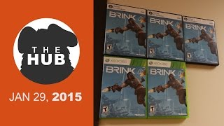 Brink Wall | The HUB - JAN 29, 2015