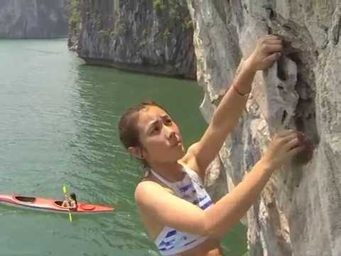 Cat Ba Deep Water Soloing
