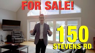 For Sale in Toms River - 150 Stevens Road, 08755