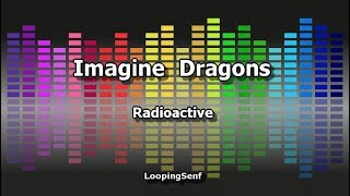 Imagine Dragons - Radioactive - Karaoke