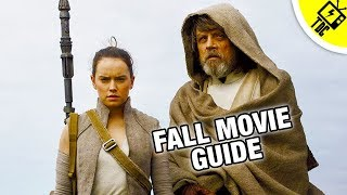 13 Movies You Need To See in Fall 2017! (The Dan Cave w/ Dan Casey)