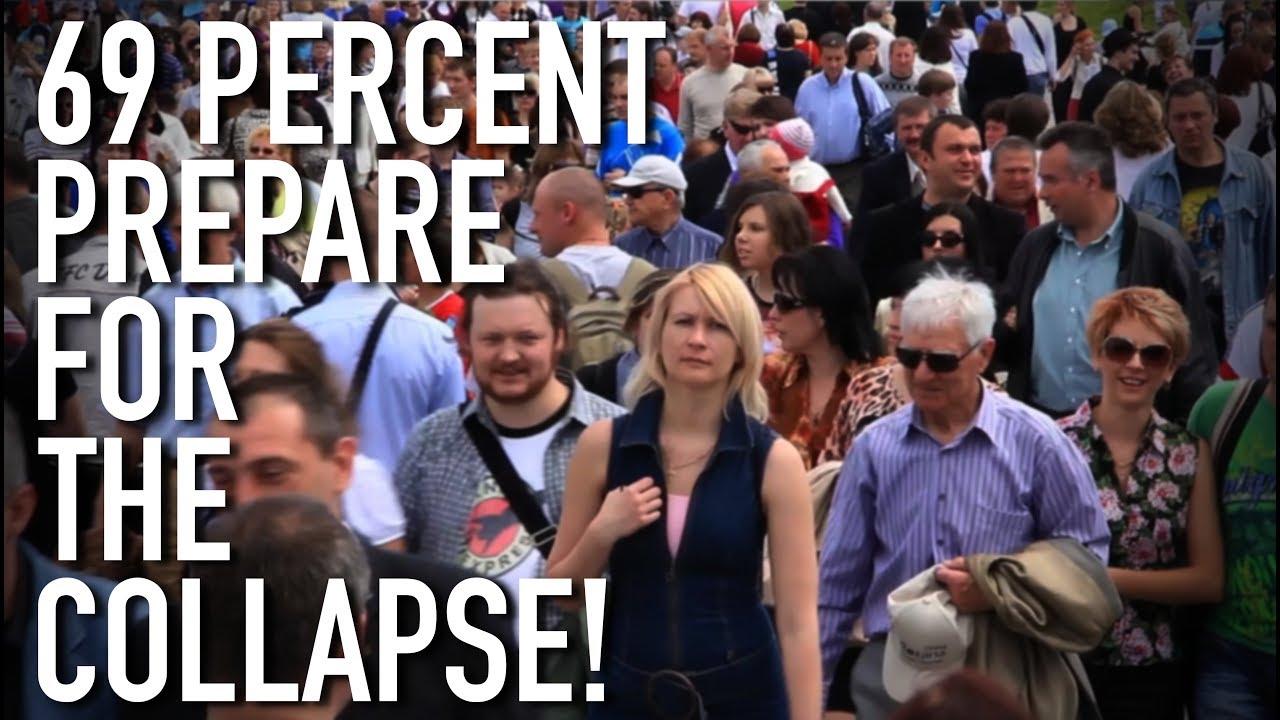 69 Percent Of U.S Households Are Preparing For The Economic Collapse 2020 Stock Market CRASH!