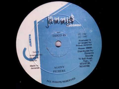 Pinchers  Agony + Dub  12 Jammy$ 1987  JAMMY$ DIGITAL 80S DANCEHALL