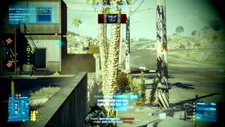 Battlefield 3 | Rush Kharg Island | Destrozo con el AAV-7A1 Amtrac | 40 - 3