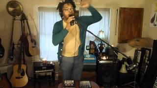 "Busdriver - ""Me Time"" (Violitionist Sessions)"