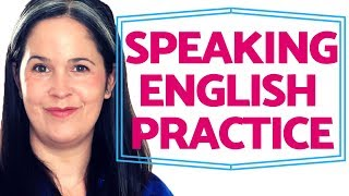 Speaking English ||| Get the results you need from a master teacher!