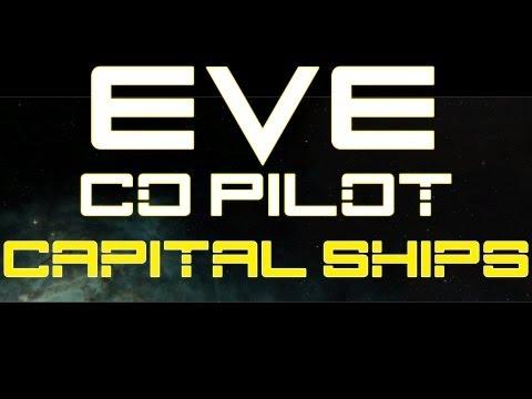EvE Online Tutorial - Intermediate - Capital Ships [Eve Co Pilot]