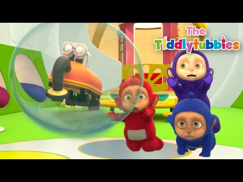 Episode 14: Blowing Bubbles! | Teletubbies | Cartoons For Kids | WildBrain - Preschool