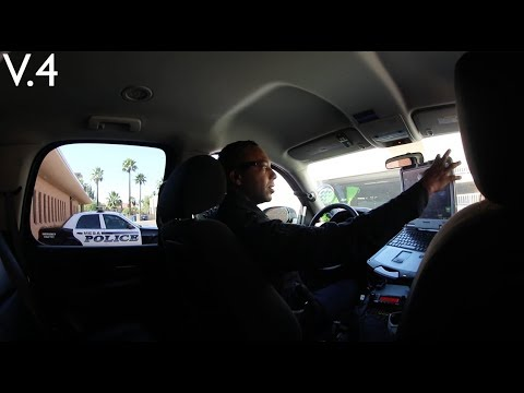 Mesa Police Ride Along: Vlog 4