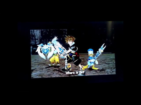 Let's Play Kingdom Hearts 2 Part 48: Lingering Cheese