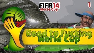 George   FIFA 14 World Cup   Episode 1  