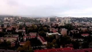 Вид из квартиры в ЖК