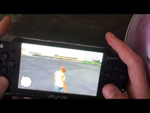 Code de gta vice city stories sur psp