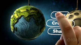 LittleBigPlanet Vita: Official Trailer (E3 2011)