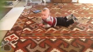 BABY IN CAR  Những tai nạn hài hước của các bé Phần 1