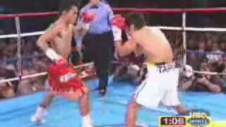 Marco Antonio Barrera Vs Manny Pacquiao 1 FULL FIGHT Part 1