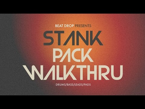 Free 'Stank Pack' For Ableton Live, Ableton Push – Synthtopia