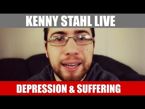Let's Talk About Suffering & Depression (Kenny Stahl Live) | 18 December 2016