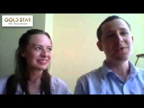 Teach English in Shaoxing, China - An Interview with Richard & Hayley