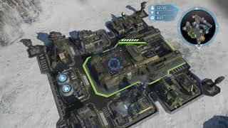 Halo Wars DE - Leader Overhaul Mod: Rebel Leader Showcase!