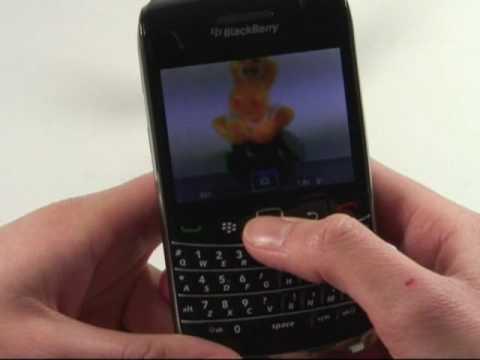 BlackBerry Bold 9700 Test Kamera