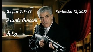 Frank Vincent, Emotional Tribute, Best Moments