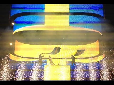 Swedish House Mafia @ Friends Arena, Sweden 24/11/2012 ONE HOUR IN HD 1080p!