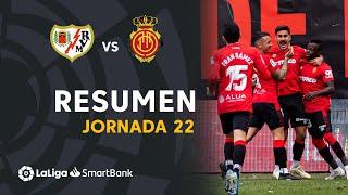 Resumen de Rayo Vallecano vs RCD Mallorca (1-3)