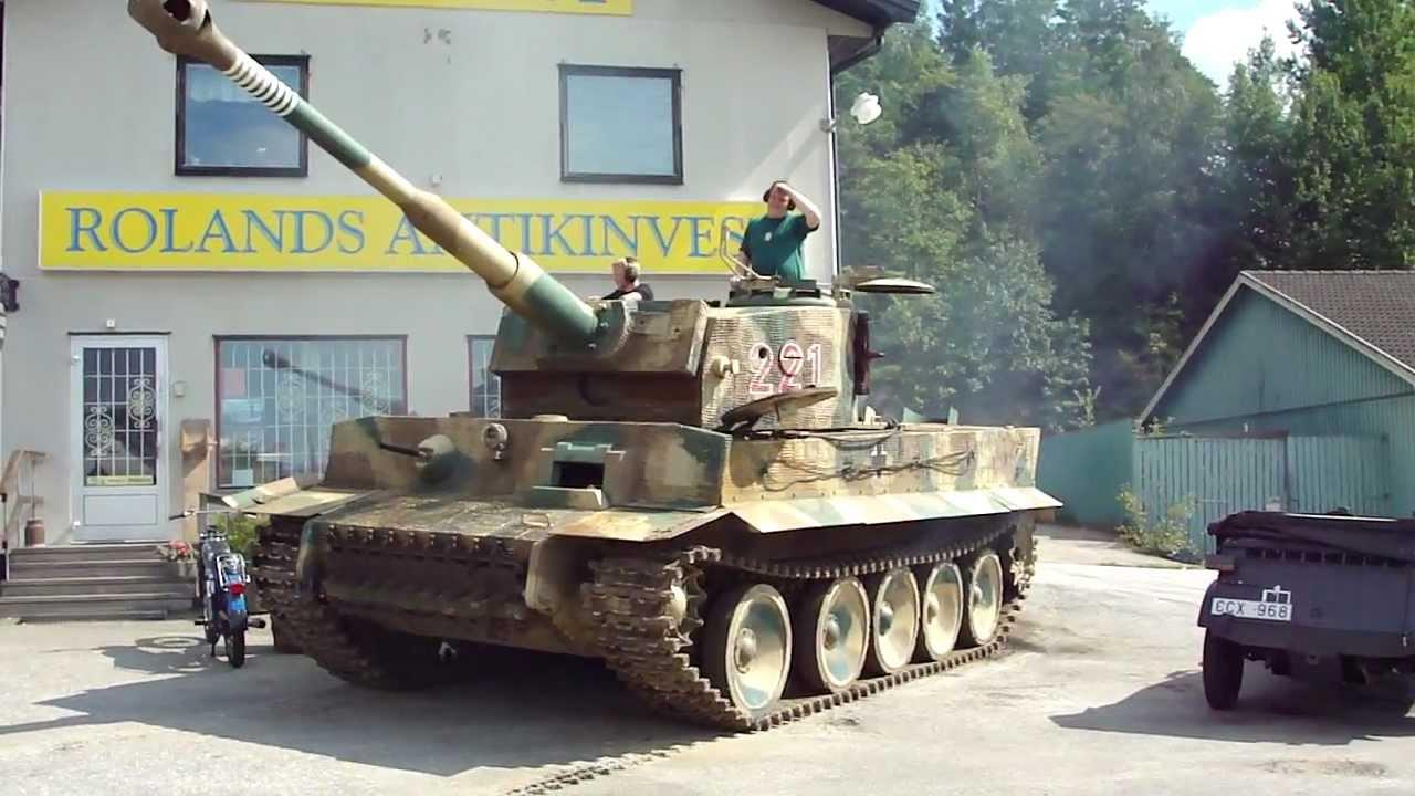 Build Ww Tank