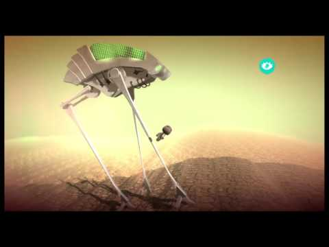 Jeff Wayne's The War of the Worlds Martian Taxi