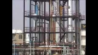 Ham Petrol Rafinerisi İran / Crude Oil Refinery IRAN