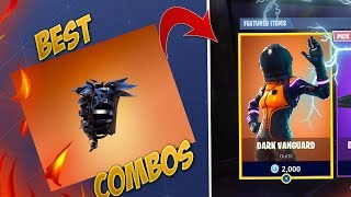 6 MEJOR PIEL + COMBINACIONES DE BLING EN Fortnite! (Fortnite Battle Royale)