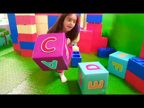 ABC Kids Song -Playing at the Playground