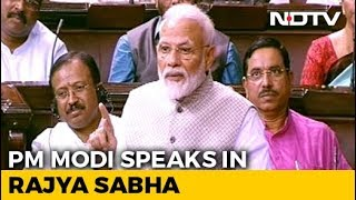 PM Modi's First Address In Rajya Sabha After Elections | Watch Full Speech