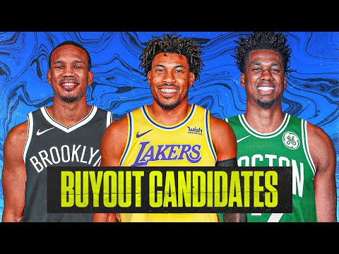 TOP-5: NBA Buyout Candidates for 2021 [WHO'S LEFT??]