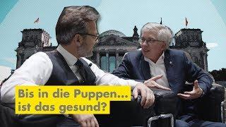 Bis in die Puppen... ist das gesund? | Otto Fricke in Berlin 11011