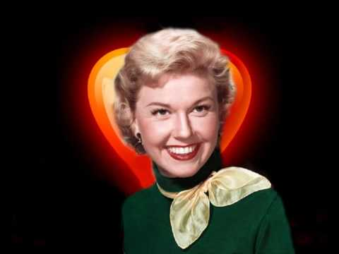 Doris Day - Let's Be Happy - Artwork by Puck