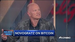 Galaxy Digital CEO Michael Novogratz on bitcoin and Facebook's Libra