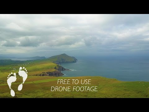 Flying the Dingle Way 👣 Rest Day Drone (CC-BY-NC)