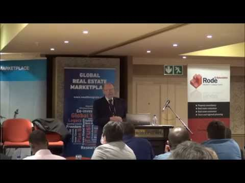 Erwin Rode, speaks at 2014 Rode - REIM, JHB Conference