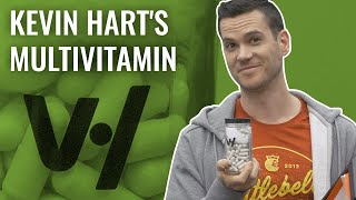 VitaHustle Review - Kevin Hart's Multivitamin for Athletes